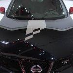 2014 Nissan Juke Nismo RS hood from 2013 LA Auto Show
