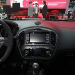 2014 Nissan Juke Nismo RS infotainment system from 2013 LA Auto Show