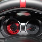 2014 Nissan Juke Nismo RS instrument binnacle from 2013 LA Auto Show