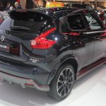 2014 Nissan Juke Nismo RS rear three quarters from 2013 LA Auto Show