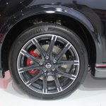 2014 Nissan Juke Nismo RS wheel from 2013 LA Auto Show