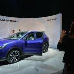 2014 Nissan Qashqai London unveiling