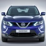 2014 Nissan Qashqai front