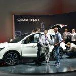 2014 Nissan Qashqai unveiling 2