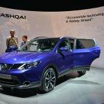 2014 Nissan Qashqai unveiling 3