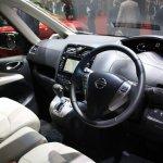 2014 Nissan Serena interior