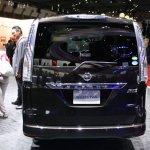 2014 Nissan Serena rear
