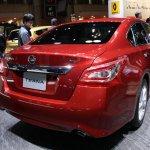 2014 Nissan Teana rear three quarter at 2013 Tokyo Motor Show