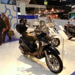 2014 Piaggio Liberty 3V front three quarters