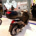 2014 Piaggio Liberty 3V rear three quarters