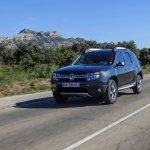 2014 Renault Duster Facelift front