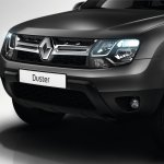 2014 Renault Duster Facelift grille