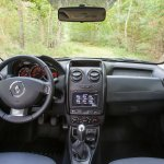 2014 Renault Duster Facelift interior 2