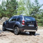 2014 Renault Duster Facelift rear 3