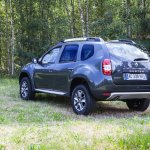2014 Renault Duster Facelift rear 8