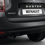 2014 Renault Duster Facelift rear bumper 3