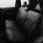 2014 Renault Duster Facelift rear seat