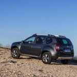 2014 Renault Duster Facelift rear