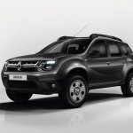 2014 Renault Duster Facelift studio