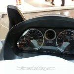 2014 SYM Maxsym 600 i ABS display