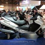 2014 SYM Maxsym 600 i ABS side