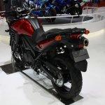 2014 Suzuki V-Strom rear quarter