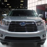 2014 Toyota Highlander Hybrid front