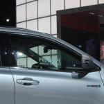 2014 Toyota Highlander Hybrid window