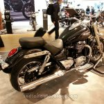 2014 Triumph Thunderbird Commander rear three quarters