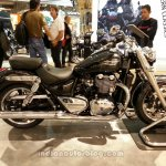 2014 Triumph Thunderbird Commander side