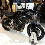 2014 Yamaha MT-07 front three quarters left