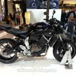 2014 Yamaha MT-07 profile