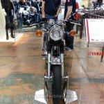 2014 Yamaha SR400 front