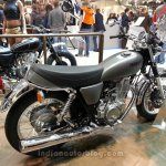 2014 Yamaha SR400 rear three quarters