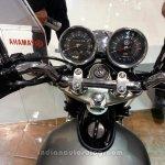 2014 Yamaha SR400 speedo