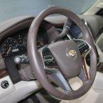 2015 Cadillac Escalade steering wheel