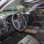 2015 Chevrolet Silverado dashboard