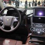 2015 Chevrolet Suburban cockpit