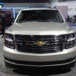2015 Chevrolet Suburban front