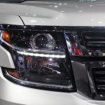 2015 Chevrolet Suburban headlamp