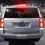 2015 Chevrolet Suburban rear