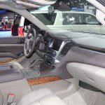 2015 Chevrolet Tahoe interior