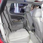 2015 Chevrolet Tahoe rear legroom