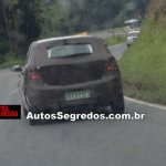 2015 Ford Figo spied rear