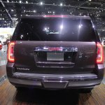 2015 GMC Yukon rear