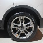 2015 Lincoln MKC alloy wheel