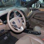 2015 Lincoln MKC cabin