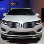 2015 Lincoln MKC front