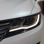 2015 Lincoln MKC headlight