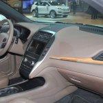 2015 Lincoln MKC interiors
